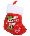 Disney Minnie Mouse kerstsokken