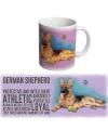Koffie beker Duitse Herder hond