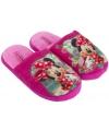 Minnie Mouse kindersloffen roze